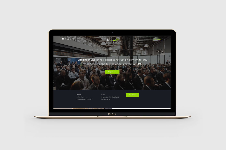 BIM Show Live - website