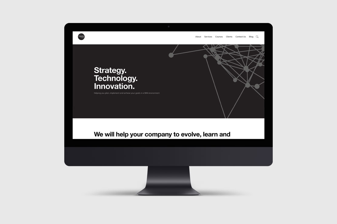 Digital Node – website